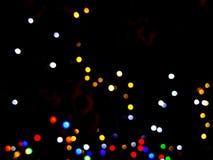 αφηρημένη νύχτα ανασκόπησης Στοκ εικόνα με δικαίωμα ελεύθερης χρήσης