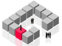 αφηρημένη ομάδα ελεύθερη απεικόνιση δικαιώματος