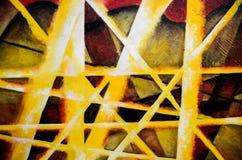 Αφηρημένη δομή ζωγραφικής Στοκ Εικόνες
