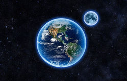 αφηρημένη ομαλή επιφάνεια πλανητών εικόνας γήινου εδάφους στοκ εικόνα με δικαίωμα ελεύθερης χρήσης