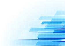 Αφηρημένη ορθογωνίων κινήσεων έννοια τεχνολογίας τεχνολογίας ψηφιακή γεια Στοκ Εικόνα