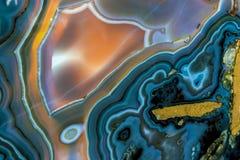 Αφηρημένη ορυκτή σύσταση Στοκ φωτογραφίες με δικαίωμα ελεύθερης χρήσης