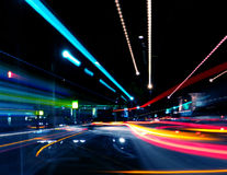 αφηρημένη οδός Στοκ Εικόνα