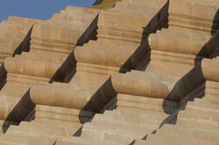 Αφηρημένη πέτρινη δομή Στοκ Εικόνα