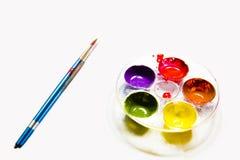 αφηρημένη παλέτα σχεδίου χρώματος ανασκόπησης στοκ φωτογραφίες