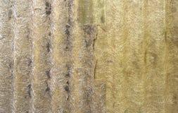 Αφηρημένη παλαιά στέγη πολυανθράκων στοκ φωτογραφίες