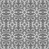 Αφηρημένη παλαιά ταπετσαρία, άνευ ραφής σχέδιο στο χρώμα διανυσματική απεικόνιση