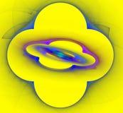 Αφηρημένη πολύχρωμη απεικόνιση υποβάθρων στοκ εικόνα με δικαίωμα ελεύθερης χρήσης