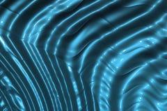 Αφηρημένη ρέοντας μπλε σύσταση aqua απεικόνιση αποθεμάτων