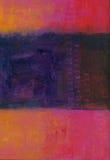 Αφηρημένη ρόδινη πορφύρα Στοκ Εικόνες