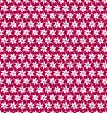 Αφηρημένη ρόδινη ταπετσαρία λουλουδιών Στοκ Φωτογραφίες