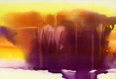 αφηρημένη σύνθεση Στοκ Εικόνες