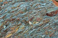 Αφηρημένη σύσταση 09 βράχου Στοκ Εικόνες
