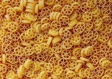 αφηρημένη σύσταση ζυμαρικών τροφίμων ανασκόπησης Στοκ φωτογραφία με δικαίωμα ελεύθερης χρήσης