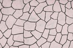 Αφηρημένη σύσταση με ένα σχέδιο μωσαϊκών του μονότονου ιώδους χρώματος στοκ εικόνα με δικαίωμα ελεύθερης χρήσης