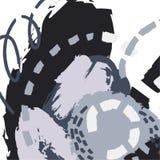 Αφηρημένη σύσταση προτύπων υποβάθρου διανυσματική Στοκ Φωτογραφία