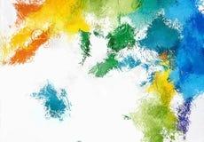 Αφηρημένη σύσταση σκίτσων τέχνης Ζωηρόχρωμες γραμμές που σύρονται ψηφιακά ζωηρόχρωμη σύσταση σύγχρονο έργο τέχνης αφηρημένο ανασκ στοκ εικόνες