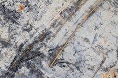 Αφηρημένη σύσταση στο γρατσουνισμένο πίνακα τσιπ ΙΙ Στοκ εικόνες με δικαίωμα ελεύθερης χρήσης