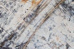 Αφηρημένη σύσταση στο γρατσουνισμένο πίνακα τσιπ Ι Στοκ εικόνες με δικαίωμα ελεύθερης χρήσης