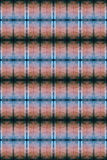 Αφηρημένη σύσταση στο καφετί μπλε χρώμα seamless Στοκ Εικόνες