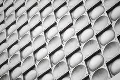 Αφηρημένη σύσταση υποβάθρου, γκρίζο σχέδιο τοίχων μετάλλων στοκ εικόνα