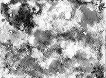 Αφηρημένη σύσταση υποβάθρου Watercolor χειροποίητου Διανυσματική απεικόνιση