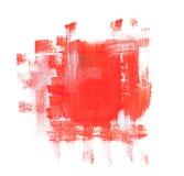 Αφηρημένη σύσταση υποβάθρου watercolor grunge με τους παφλασμούς Στοκ Φωτογραφία