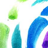 Αφηρημένη τέχνη του ελαιοχρώματος brushstrokes Στοκ εικόνες με δικαίωμα ελεύθερης χρήσης