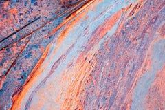 Αφηρημένη τέχνη υποβάθρου με τη ζωηρόχρωμη σύσταση στοκ φωτογραφίες