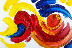 αφηρημένη τέχνη Στοκ εικόνα με δικαίωμα ελεύθερης χρήσης