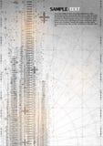 αφηρημένη τεχνολογία ανα&sigm Στοκ εικόνες με δικαίωμα ελεύθερης χρήσης