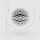 αφηρημένη τεχνολογία ανα&sigm Στοκ Φωτογραφίες