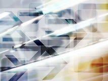 αφηρημένη υψηλή τεχνολογία ανασκόπησης απεικόνιση αποθεμάτων