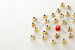 αφηρημένη φωτογραφία της έννοιας συνδετικότητας, που συνδέει τις οντότητες, την ιεραρχία και την ωρ. στοκ εικόνες με δικαίωμα ελεύθερης χρήσης