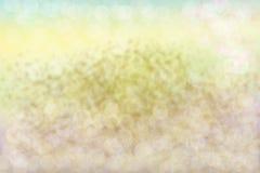 Αφηρημένη χρυσή κίτρινη φωτεινή σύσταση υποβάθρου bokeh στοκ εικόνες