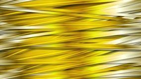 Αφηρημένη χρυσή τηλεοπτική ζωτικότητα σύστασης λωρίδων ελεύθερη απεικόνιση δικαιώματος