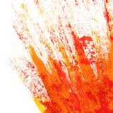 αφηρημένη χρωματισμένη ανασ& Στοκ φωτογραφία με δικαίωμα ελεύθερης χρήσης