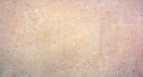 Αφηρημένη χλωμή πορτοκαλιά επικονιασμένη τοίχος σύσταση Στοκ Εικόνες