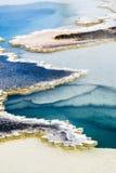 αφηρημένη doublet λίμνη Στοκ Εικόνες