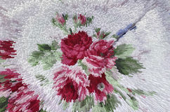Αφηρημένη floral εξώθηση υποβάθρου, σύσταση Στοκ Εικόνες