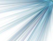 αφηρημένη fractal ακτίνα Στοκ φωτογραφία με δικαίωμα ελεύθερης χρήσης