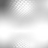 αφηρημένη fractal ανασκόπησης γκρίζα εικόνα διανυσματική απεικόνιση