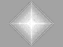 αφηρημένη fractal ανασκόπησης γκρίζα εικόνα Στοκ Φωτογραφίες