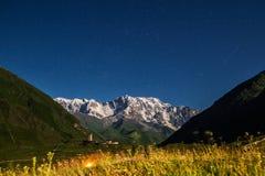 αφηρημένη fractal νύχτα σεληνόφωτου εικόνας στοκ φωτογραφίες με δικαίωμα ελεύθερης χρήσης