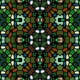 Αφηρημένη kaleidoscopic σύσταση υποβάθρου Στοκ Φωτογραφία