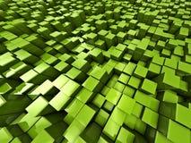 αφηρημένοι κύβοι ανασκόπη&sigma Στοκ φωτογραφία με δικαίωμα ελεύθερης χρήσης