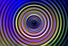 αφηρημένοι κύκλοι Στοκ Εικόνες