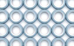 Αφηρημένοι κύκλοι Στοκ φωτογραφία με δικαίωμα ελεύθερης χρήσης