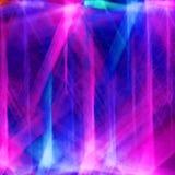 αφηρημένοι μπλε κόκκινοι λεκέδες ανασκόπησης διανυσματική απεικόνιση