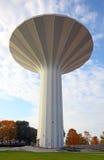 Αφηρημένοι πύργοι νερού Στοκ Εικόνες